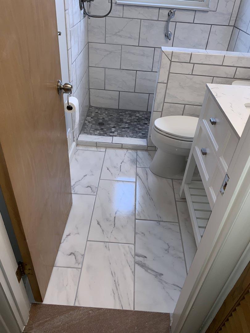 tile-flooring-marble-bathroom-Detroit-MI