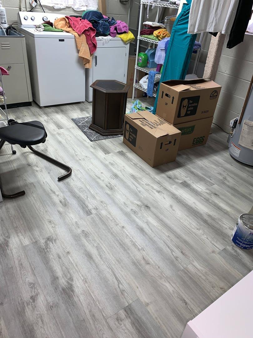 laundryroom-redone-construction-flooring-Detroit-MI