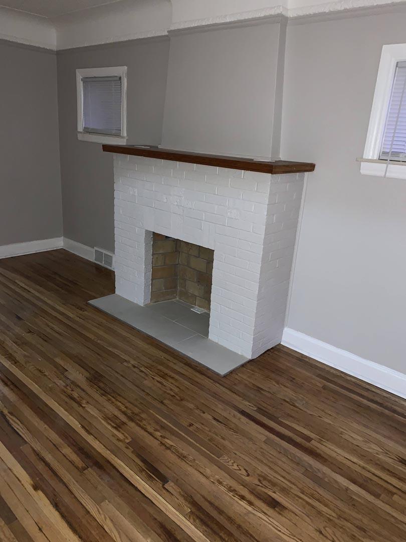 fireplace-refinished-new-paint-job-Detroit-Mi
