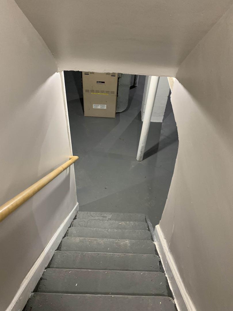 redone-basement-stairs-detroit-mi