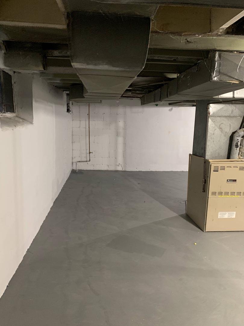 clean-basement-finished-detroit-mi