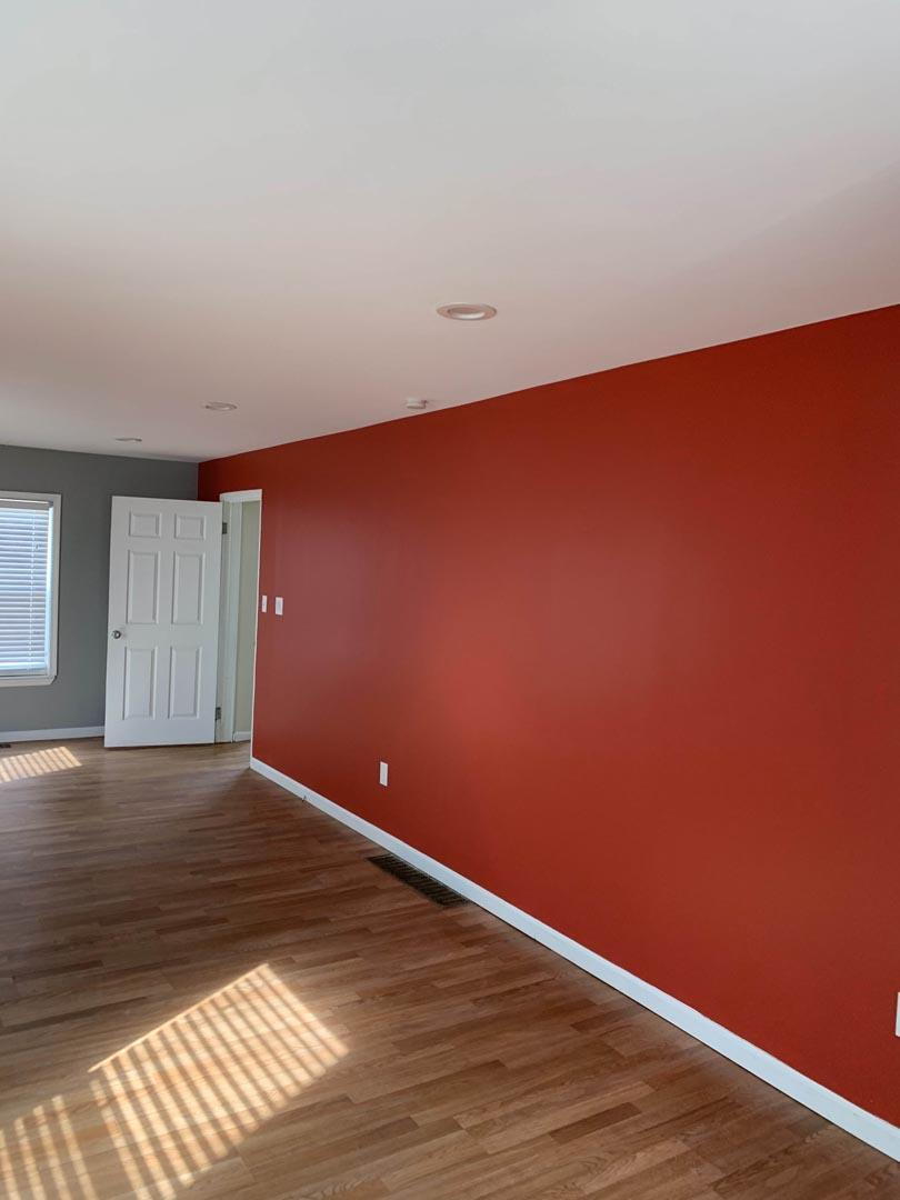 fresh-paint-livingroom-Detroit-MI